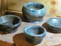 Altaar set turquoise