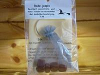 Edelsteen zakje: Rode jaspis