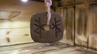 Huisbeschermende heksensteen